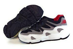 Kids Youth Boys New Balance 850 YSB Grey Black Sneakers Shoes SS Sample Sz 13