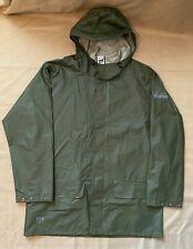 Helly Hansen Workwear Weather Gear Hooded Rain Jacket
