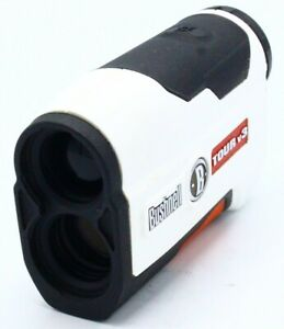Bushnell Tour V3 Jolt Golf Laser Rangefinder *Major Sun Spots* Fully Functioning