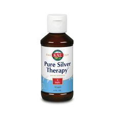 KAL Pure Silver Therapy 10ppm | 24 Servings, 4oz