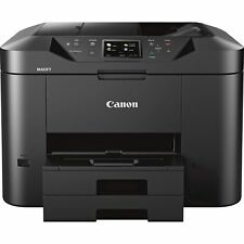 Canon Wireless Printer 24IPM All-in-One 600 x 1200 dpi BK MB2720
