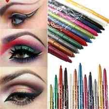 12 Color Style Pro Waterproof Eye Shadow Lip Liner Eyeliner Pen Pencil Makeup FT