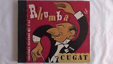 """Rhumba With Cugat"" Xavier Cugat Columbia Set #C-54"