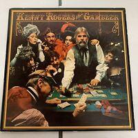 Kenny Rogers - The Gambler - LP Record Album Vinyl