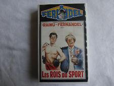 fernandel-raimu-les rois du sport (2)-cassette-K7 vidéo