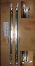 Heizkörperhalterung, Heizkörperhalter, Universalhalter, Wandkonsolen 600 Bauhöhe