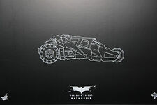 HOT TOYS THE DARK KNIGHT BATMOBILE TUMBLER