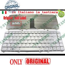 IT Keyboard Dell Inspiron 1420 1425 1520 1521 1525 1540 1545 1400 Silver Italian