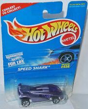 #458 - speed shark-Lilac - 1:64 Hot wheels 1995