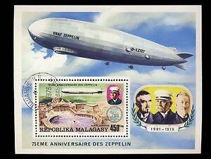 Malagasy 01 Sc#C160  1976  CTO