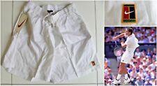 VTG 90s Nike Supreme Court Tennis Shorts Sampras Wimbledon Agassi Federer OG DS