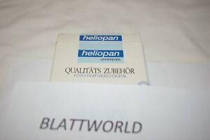 HELIOPAN 55mm ROTATING CIRCULAR POLARIZER POL NEW Screw in OPTICAL GLASS Filter