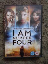 I Am Number Four DVD (2011) Alex Pettyfer