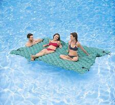 Materassino doppio gonfiabile galleggiante piatto Intex 56841 piscina mare Rotex