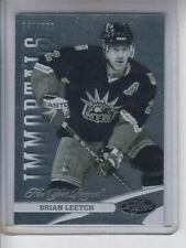 12/13 Panini Certified New York Rangers Brian Leetch Immortals #137 Ltd #/999