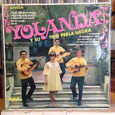 [SOUL/LATIN]~EXC LP~YOLANDA Y SU TRIO PERLA NEGRA~[Rare BOLERO LP]~[1968~MEXICO]
