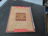 Revista el Mundo Edición Especial Le Principal 500 Società Italiano 1991