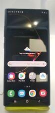 Samsung Galaxy Note 10+ 256GB Black SM-N975U (Unlocked) -GSM World Phone- DG6694