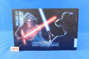 Star Wars Jedi Challenges VR Headset Game Lenovo Complete in Box
