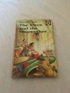 The Elves and the Shoemaker ('Well-Loved Tales') by Jacob Grimm Hardback Book