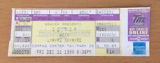 1999 Zz Top Lynyrd Skynyrd Houston Concert Ticket Stub Freebird La Grange K14