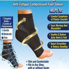 NEW Ankle Foot Compression BY SLEEVE Plantar Fasciitis Anti Fatigue High Quality