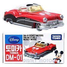 TAKARA TOMY TOMICA Disney Motors DM-01 Dream star II Mickey Mouse Diecast Toy