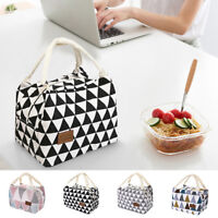 Childrens Adult Kids Lunch Bag Cool bag School Cat Gift Insulated bags 2019