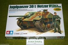 TAMIYA JAGDPANZER 38t HETZER MID PRODUCTION scala 1/35 35285