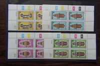 Bophuthatswana 1983 History of the Telephone 3rd Series set in block x 4 MNH
