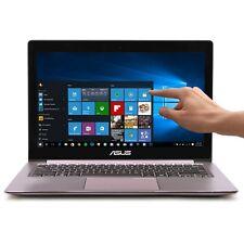 "Asus Zenbook 13"" Touchscreen Intel i7 12GB Ram 512GB SSD QHD Win10 Ultrabok PC"