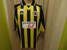 "Fenerbahce Istanbul Original Adidas Heim Trikot 1999/00 ""proton 5x5"" Gr.XL TOP"