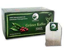 Grüner Kaffee klassik Portionsbeutel (20x3g)