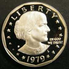 1979-S Deep Cameo GEM Proof (Susan B Anthony) US One Dollar (Type2)