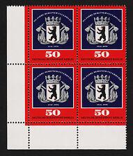 1976 germany Berlin Sc#9N387 Mi#523 Corner Margin Block Mint Never Hinged