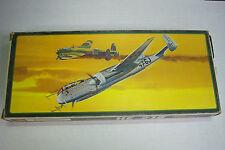 AMT (Frog) Heinkel HE-219 Owl Fighter 1:72 Scale Plastic Model Kit 091912JBe
