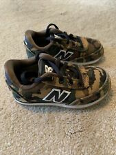 New Balance Toddler Boy Camo Sneakers Size 8