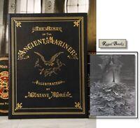 RIME ANCIENT MARINER - DORE ILLUST - Easton Press  DELUXE OVERSIZED SEALED