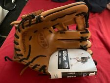 WILSON A950 BASEBALL GLOVE ADULT LEATHER BRAND NEW WITH TAGS