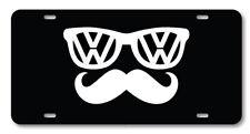 Volkswagen VW Glasses Racing Auto Vanity License Plate Car Truck Accessory euro