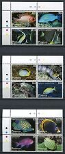 Penrhyn 2012 Fische Fishes Poissons Pesci Meerestiere 682-693 MNH