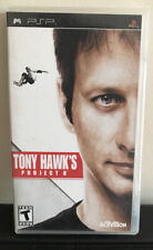 Tony Hawk's Project 8 (Sony PSP, 2006) Complete