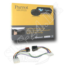 Parrot MKi9200 Freisprechanlage Fiat Sedici Suzuki Splash Swift FSE Radioadapter