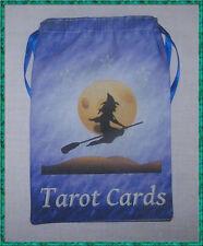 MOON WITCH TAROCCHI borsa, ideale per la maggior parte delle fate, ANGEL & Wicca Tarocchi
