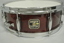 GRETSCH 14X5 CATALINA BIRCH CHERRY RED SNARE DRUM for YOUR DRUM SET! LOT #K149