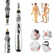MERIDIAN ACUPUNCTURE PEN 3 MASSAGE HEAD ENERGY PAIN THERAPY RELIEF fast shiping