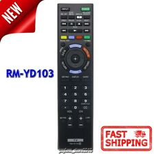 *NEW RM-YD103 Replaced Remote fit for SONY Bravia LED HDTV Smart TV with Netflix