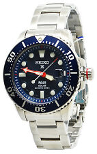 Seiko Prospex PADI SNE435 Blue Dial Stainless Steel Men's Watch