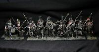 Painted Postapocalyptic Napoleonic - Turnip28: Beet Eaters Regiment (28 models)