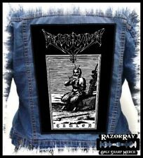 ARCKANUM - Trulen --- Huge Jacket Back Patch Backpatch